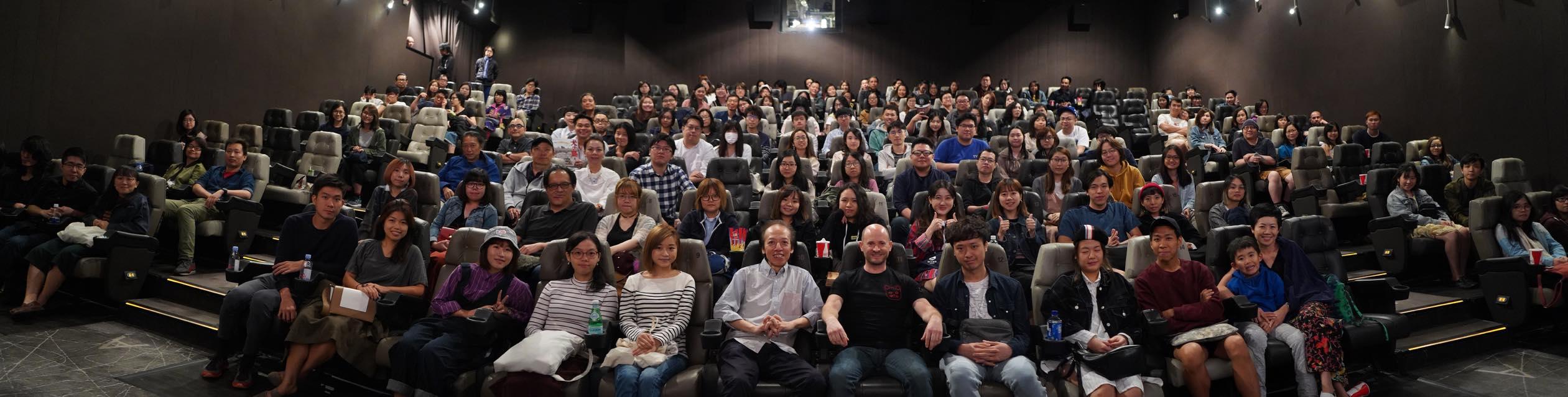 UA Cinehub Stop motion animation masterclass 2