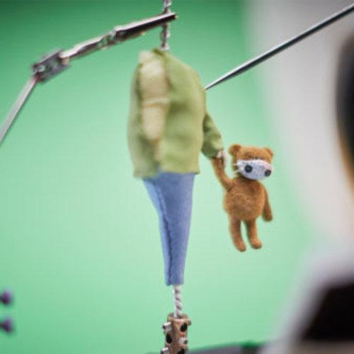 The Handmade Gift - Tim Allen Animation